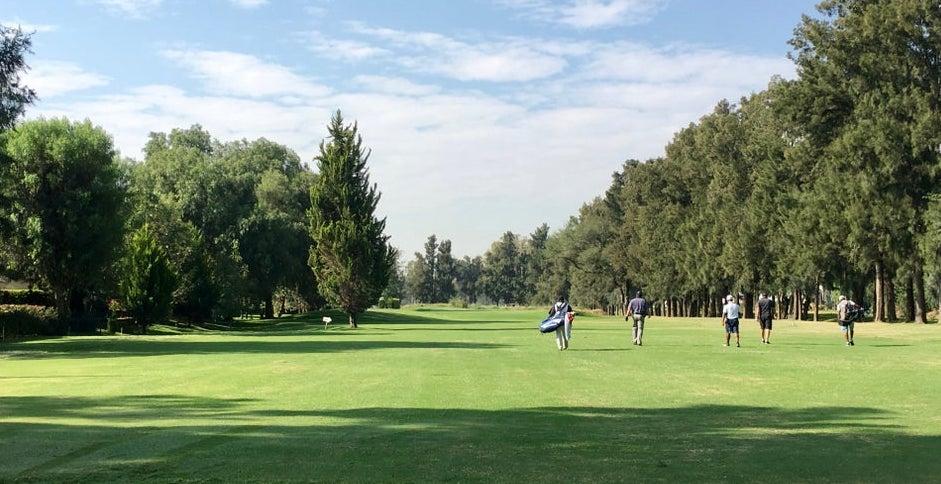 Se juega el Ranking Profesional en La Hacienda de León