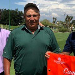 Erácleo Bermúdez gana el Ranking Profesional de Golf en El Campanario